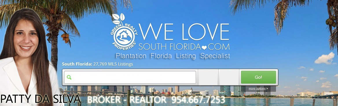 Broward County - Plantation Florida Listing Broker