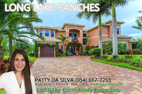 Long Lake Ranches West Home For Sale in Davie Florida