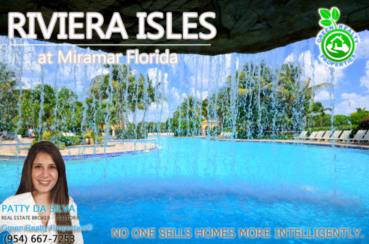 Homes For Sale in Riviera Isles in Miramar Florida