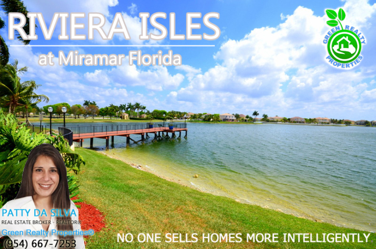 Riviera Isles Real Estate For Sale in Miramar Florida