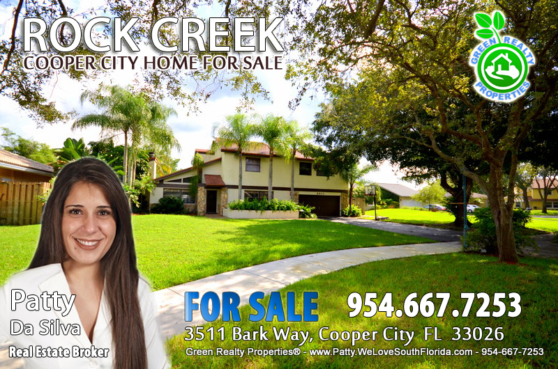 Rock Creek Florida | Cooper City Homes For Sale