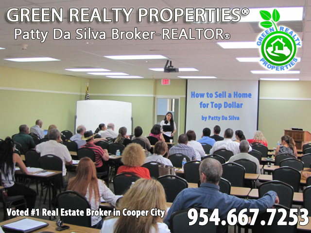 Cooper City Award Winning Listing Broker