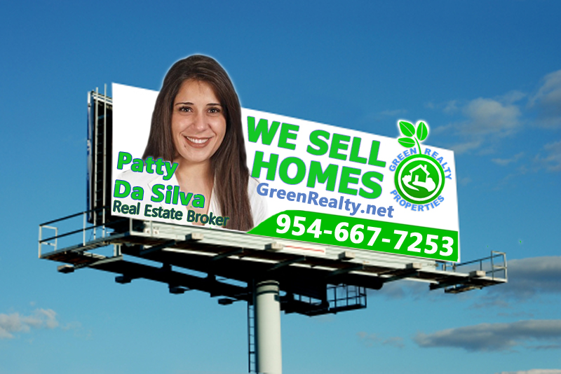 Patty Da Silva Billboard Advertising