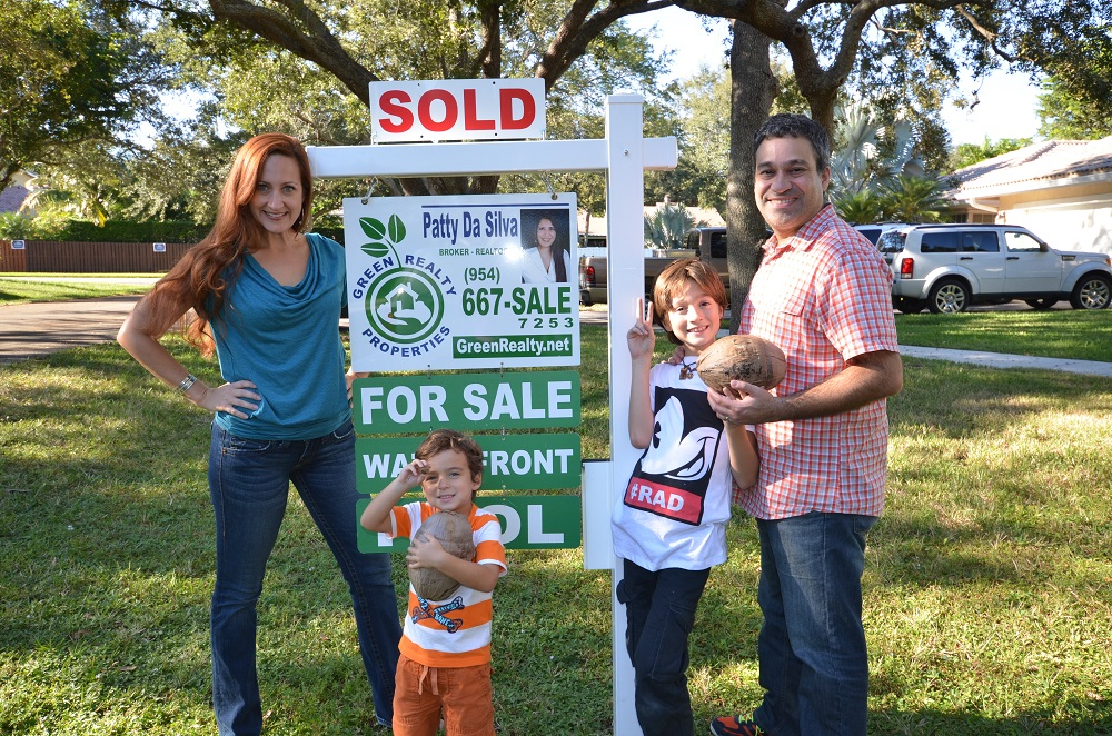 Rock Creek Homes For Sale - Morales Family - New Cooper City Residents