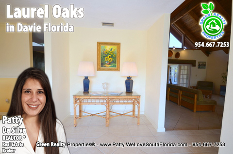 Laurel Oaks Patty Da Silva Broker Expert