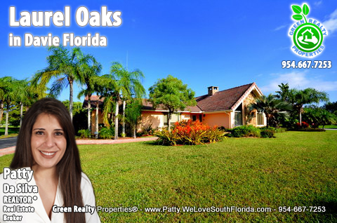 Laurel Oaks Davie Luxury Homes