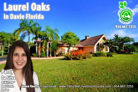 Laurel Oaks Davie Luxury Homes