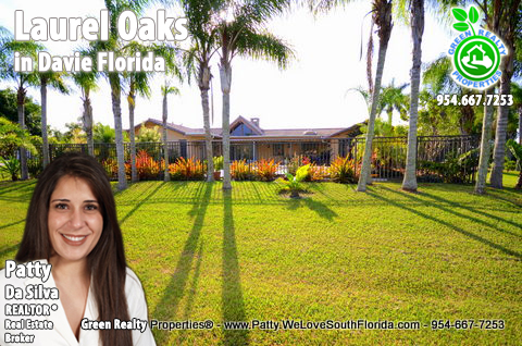 Homes For Sale in Laurel Oaks Davie Florida