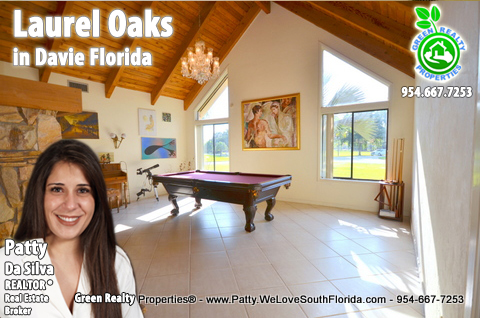 Laurel Oaks Davie Luxury Home Sales