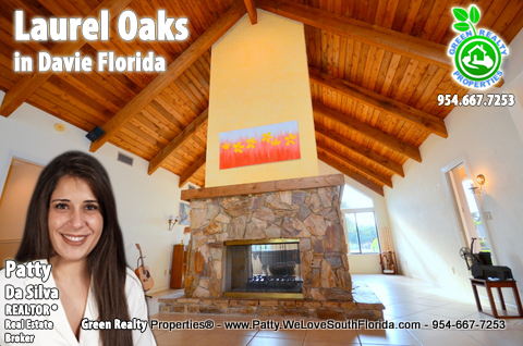 Davie Florida Laurel Oaks Homes