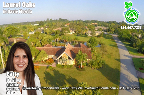 Laurel Oaks by Green Realty Properties - 954-667-7253