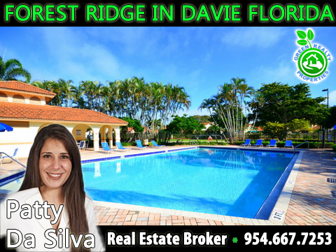 Davie Forest Ridge Florida