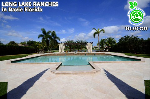 Long Lake Ranches Davie FL