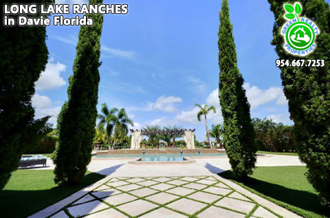 Long Lake Ranches Homes in Davie FL