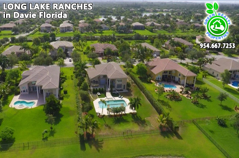 Long Lake Ranches Davie FL Homes