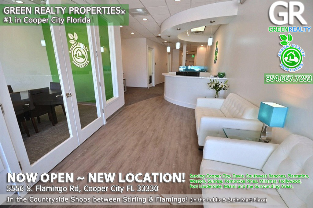 Green Realty Properties | Countryside Shops | Cooper City Real Estate