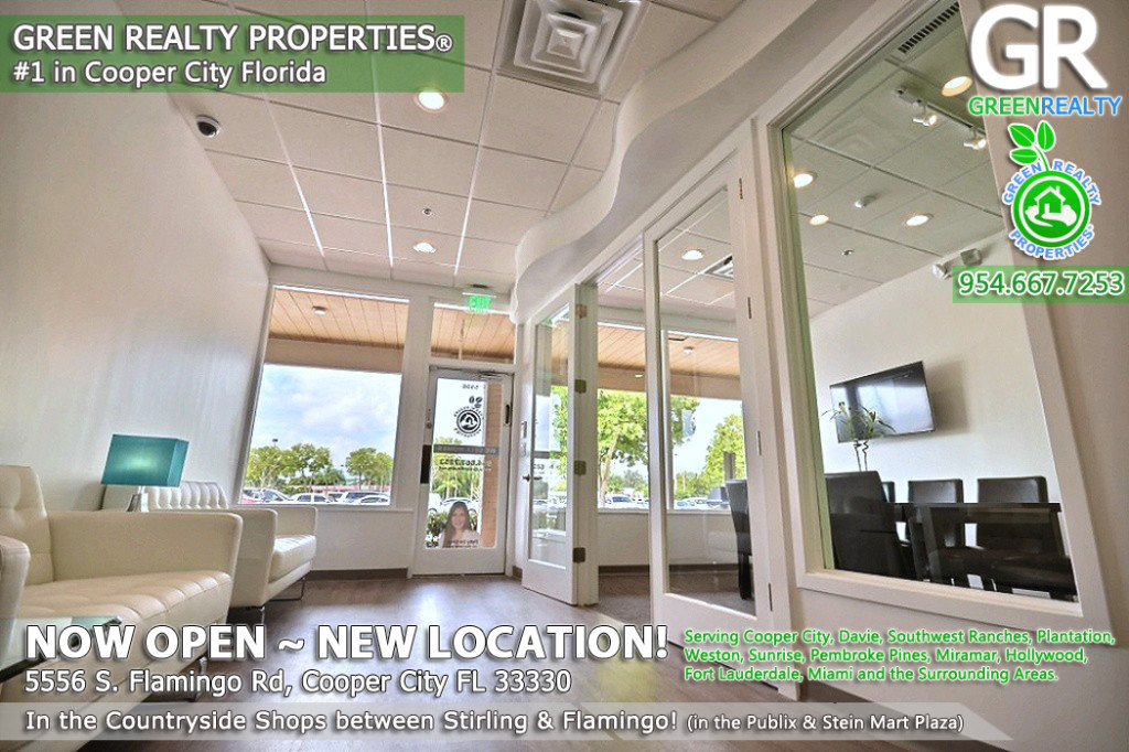 Green Realty | Flamingo Gardens | Embassy Lakes | Rock Creek | Cooper City
