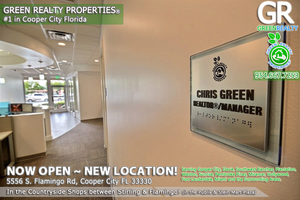 Chris Green Realtor | Cooper City Countryside Shops in Cooper City