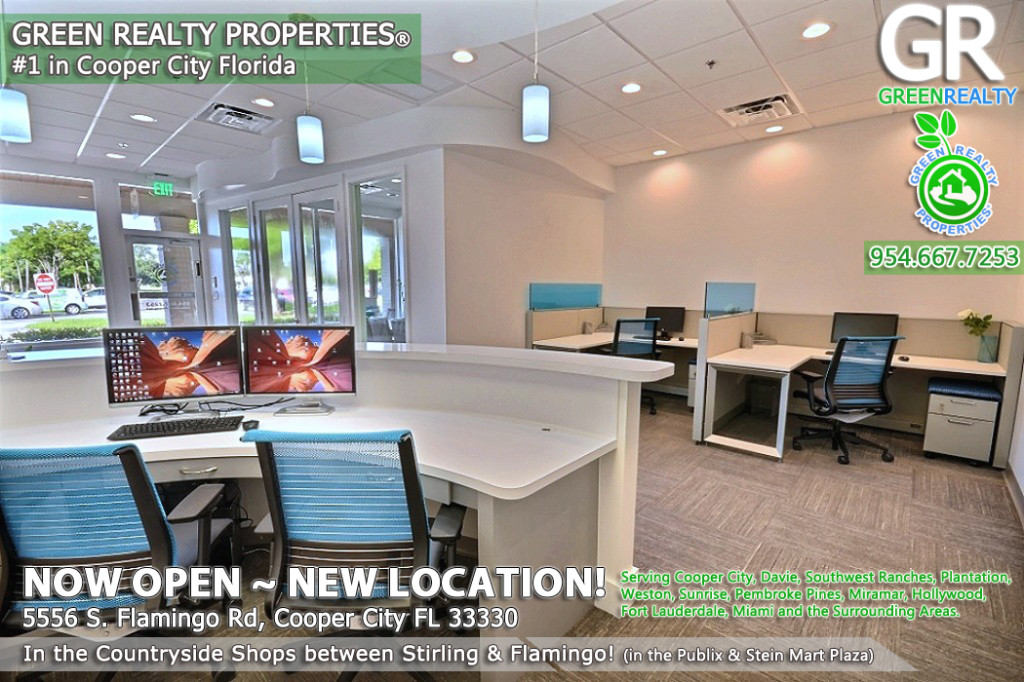 Green Realty | Cooper City |Countryside Shops