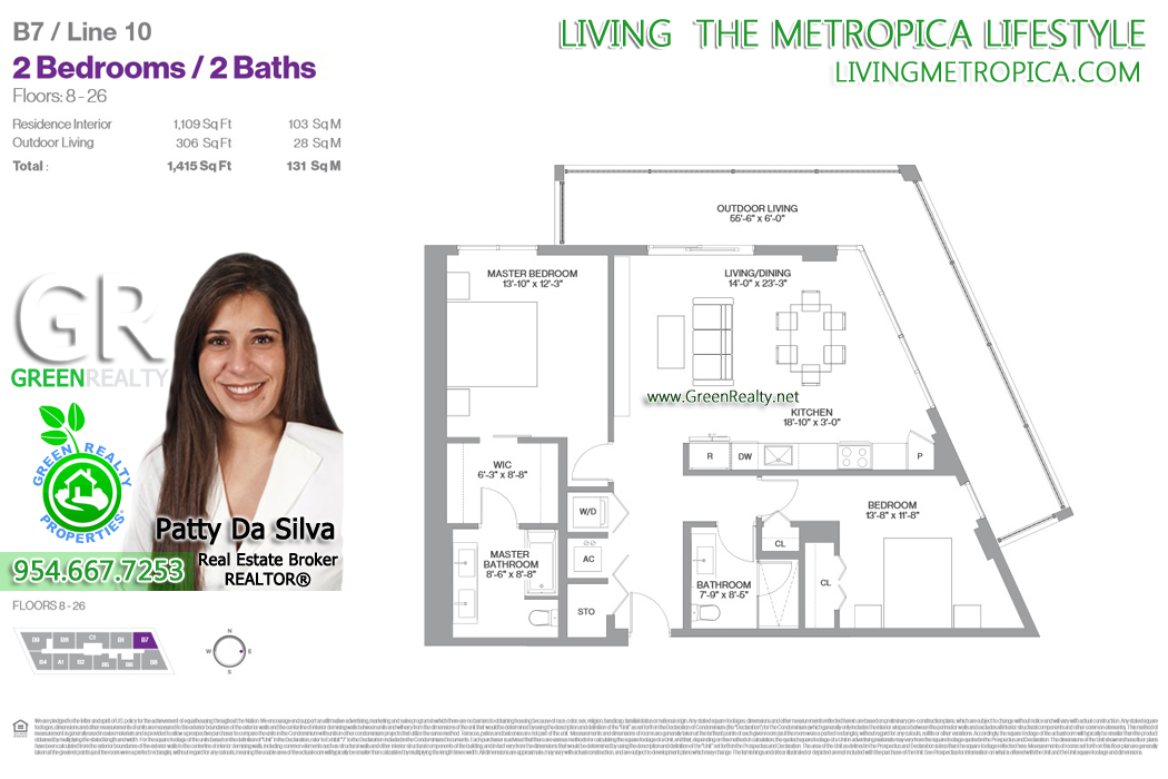Metropica Homes For Sale