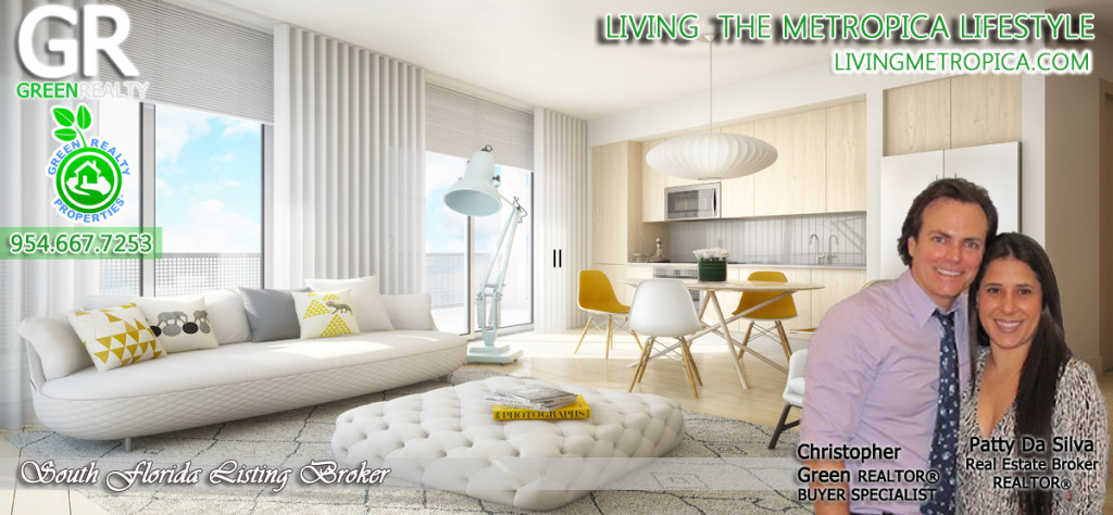 Metropica Luxury Condos in Sunrise