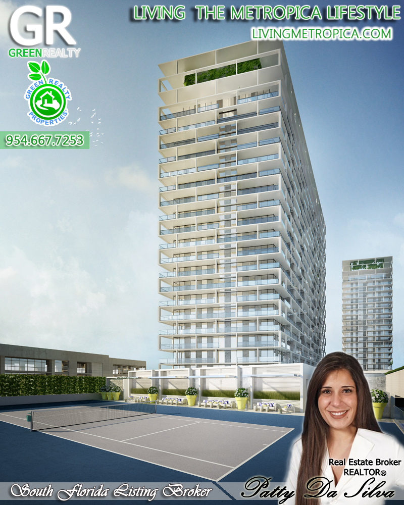 Metropica Sunrise Amenities