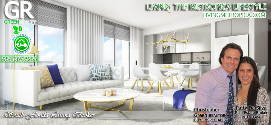 Metropica Sunrise Living Room