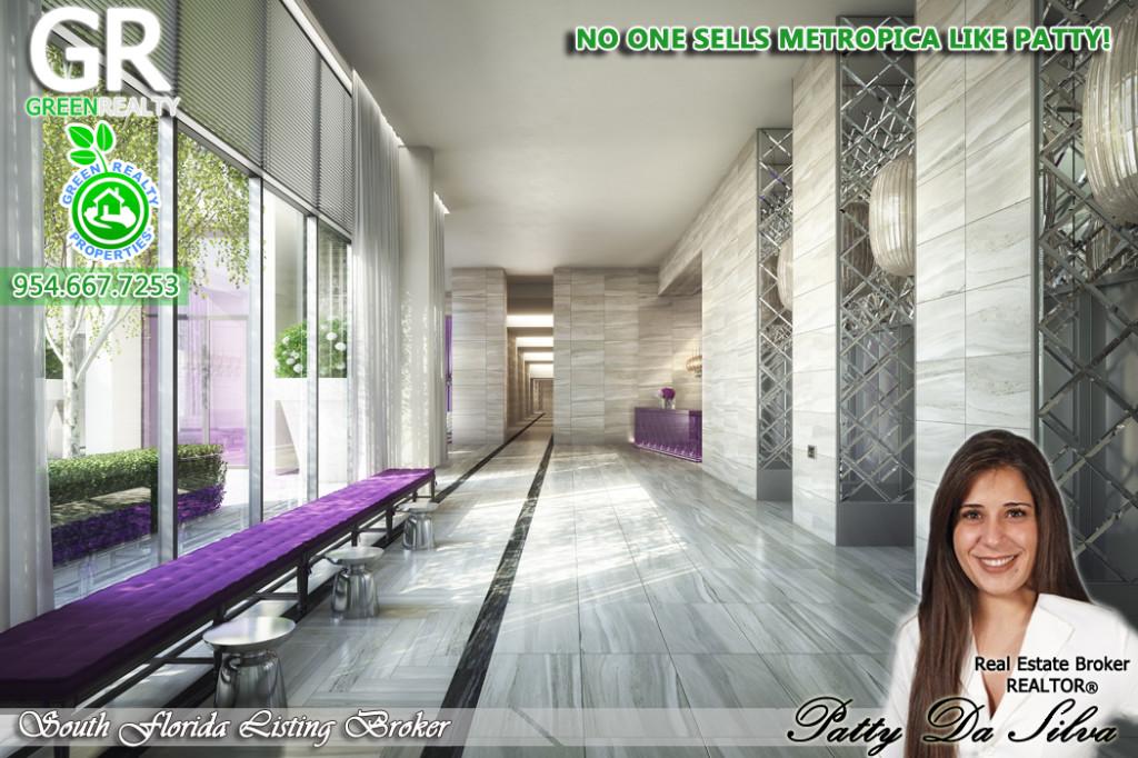 Metropica Sunrise Lobby