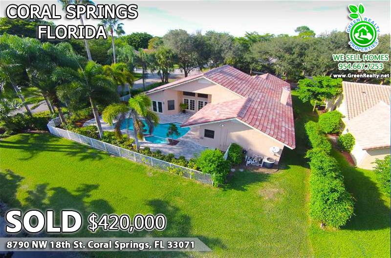 Best Coral Springs Realtors