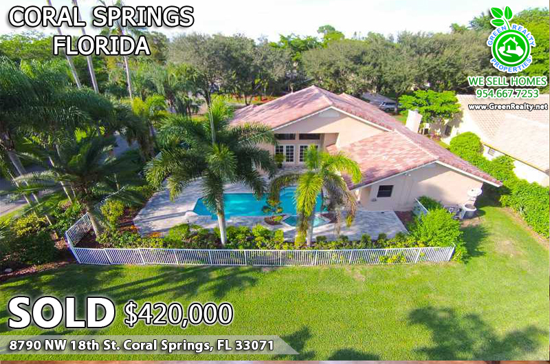 Coral Springs Green Realty
