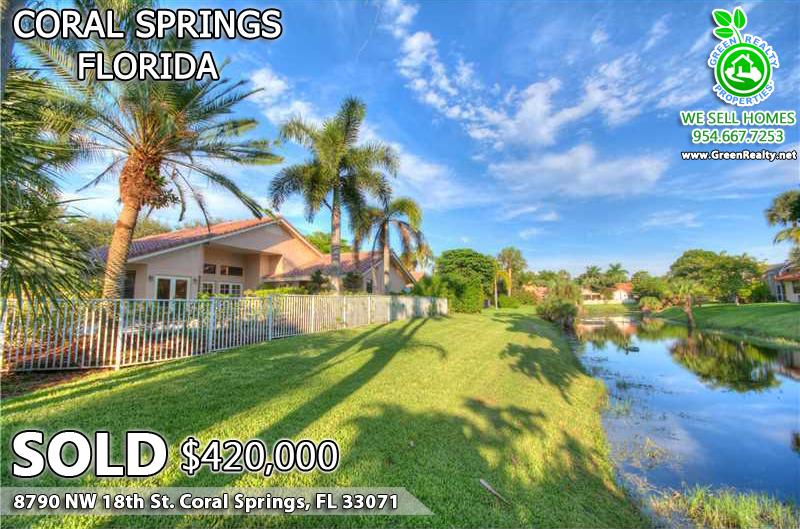 Coral Springs Listing Broker