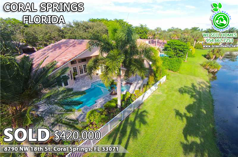 Coral Springs Real Estate