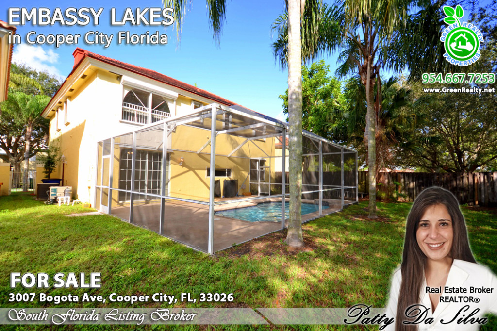 Homes For Sale in Embassy Lakes