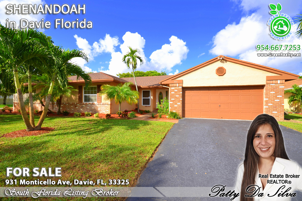 Shenandoah Davie Homes For Sale