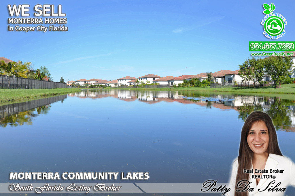 Monterra Lake View Homes