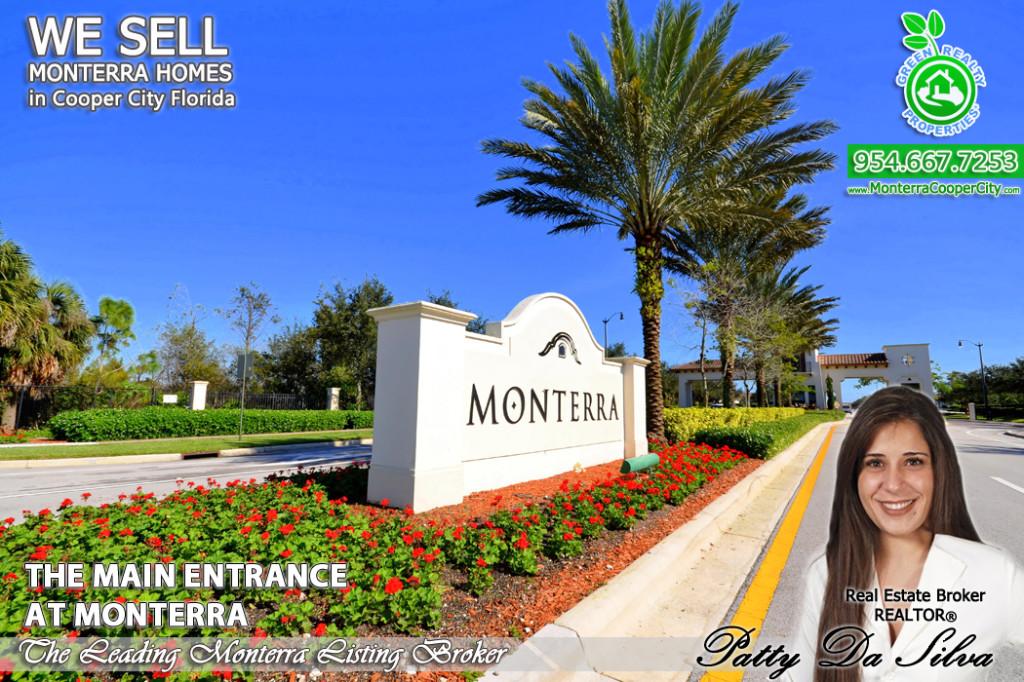 Monterra Main Entrance