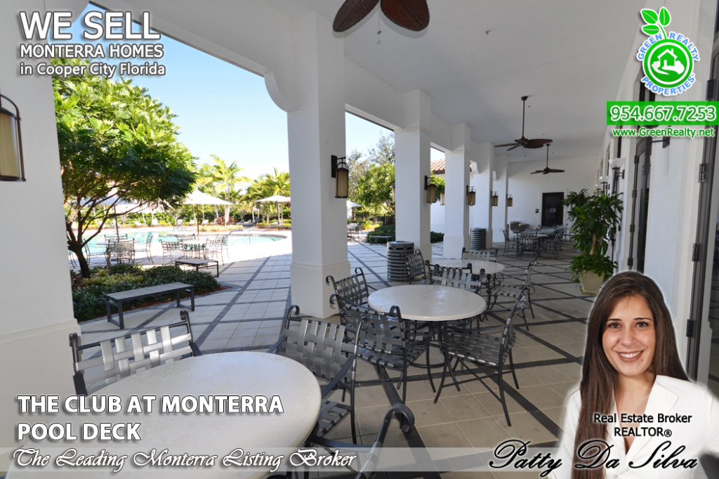 Monterra New Homes in Cooper City FL