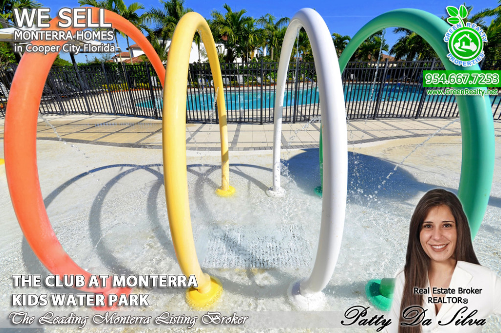 Wet Water Playground in Monterra Cooper City