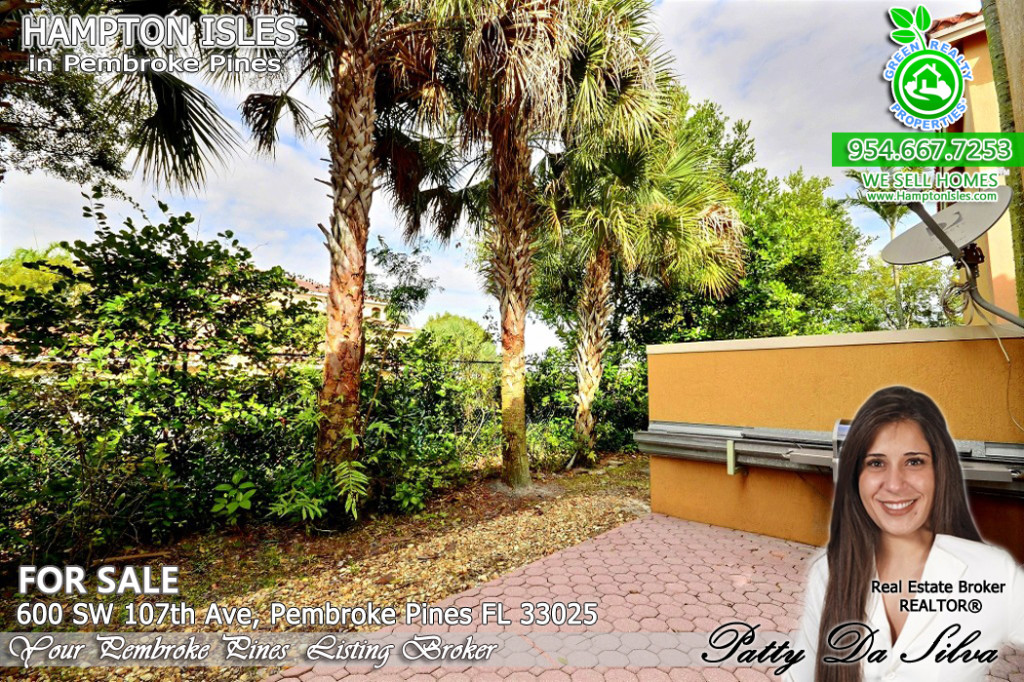 Buy a Hampton Isles Townhome