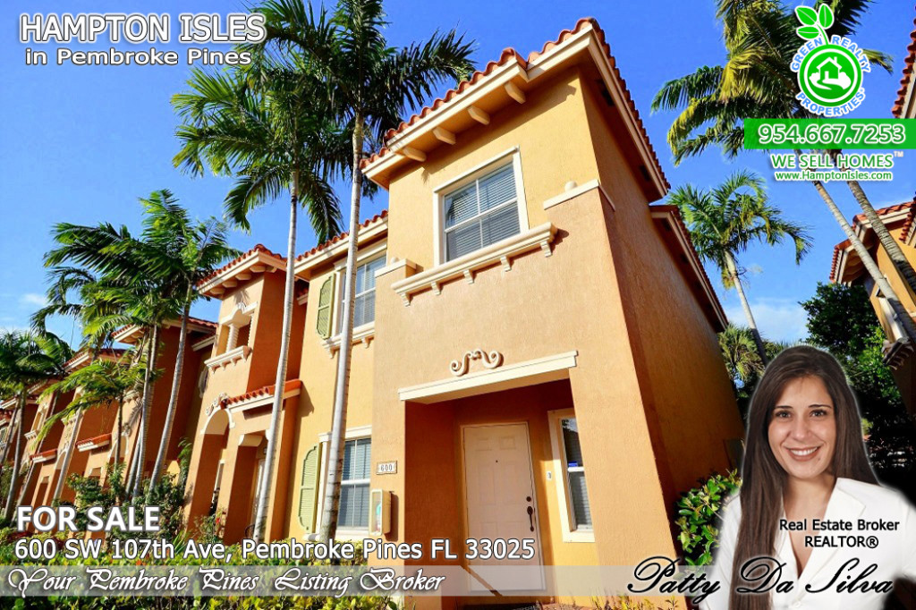 For Sale By Green Realty - Hampton Isles