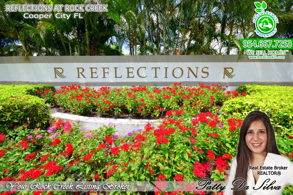 Reflections Cooper City Homes