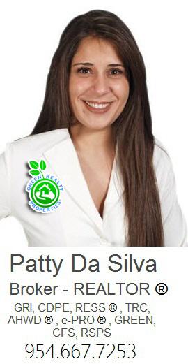 Patty Da Silva - Broker, REALTOR