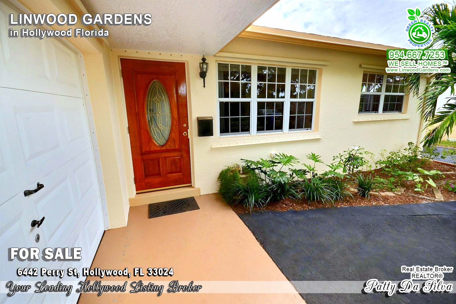 linwood gardens hollywood south florida