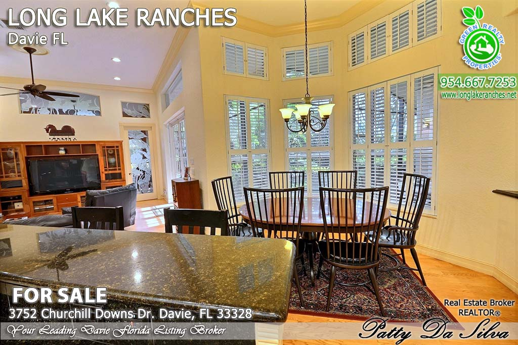 Homes in Davie FL Long Lake Ranches