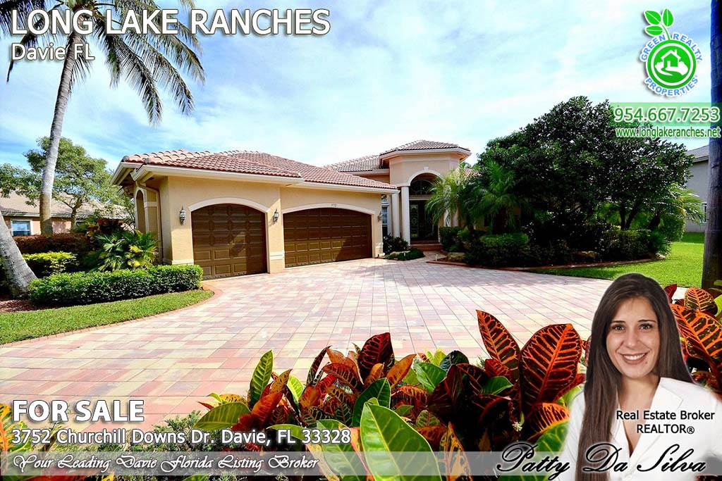 Long Lake Ranches Homes in Davie Florida
