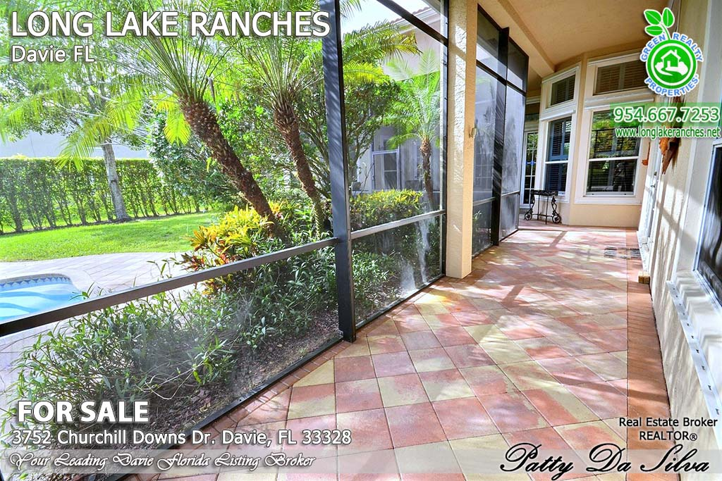 Long Lake Ranches Homes in Davie Florida