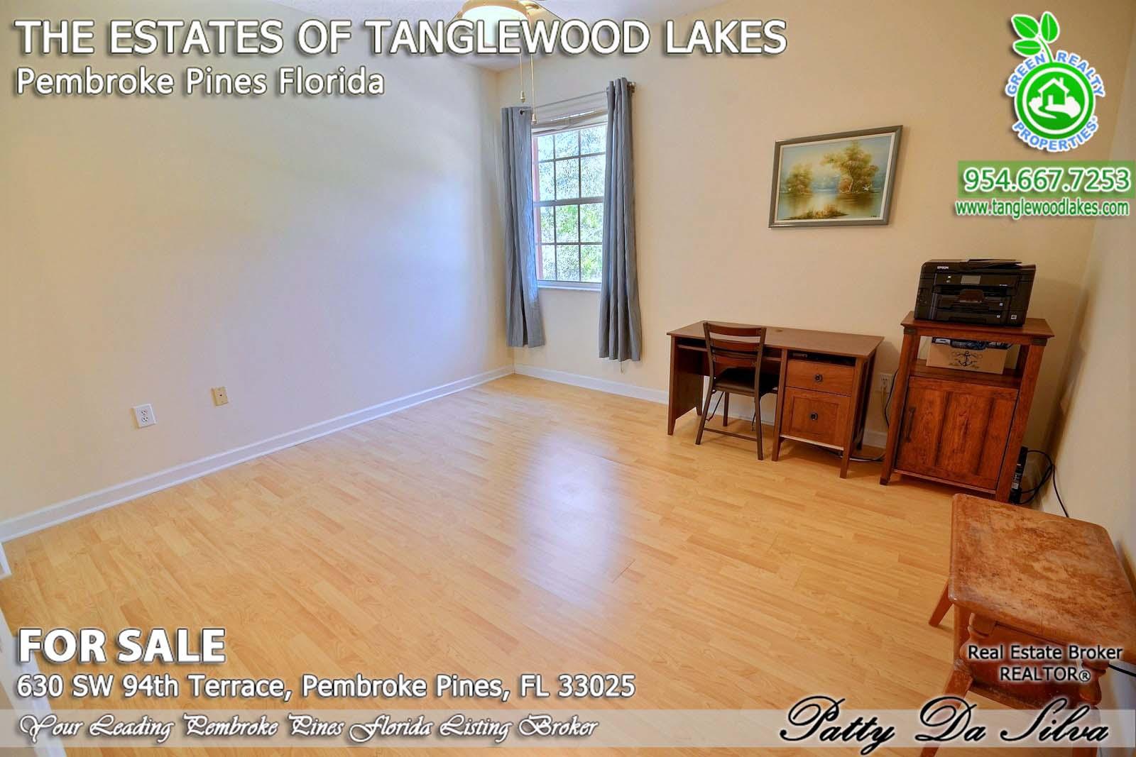 Green Realty Realtors Sell Tanglewood Lakes Homes