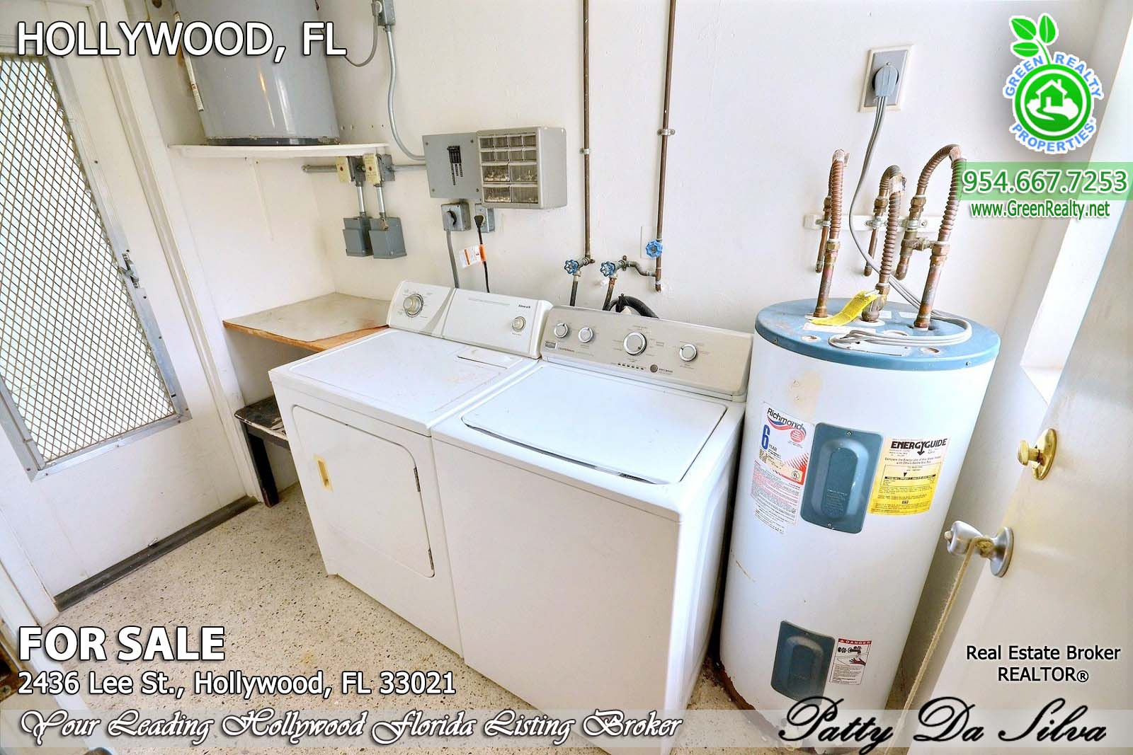 Hollywood Florida Realtor - 2436 Lee St (11)