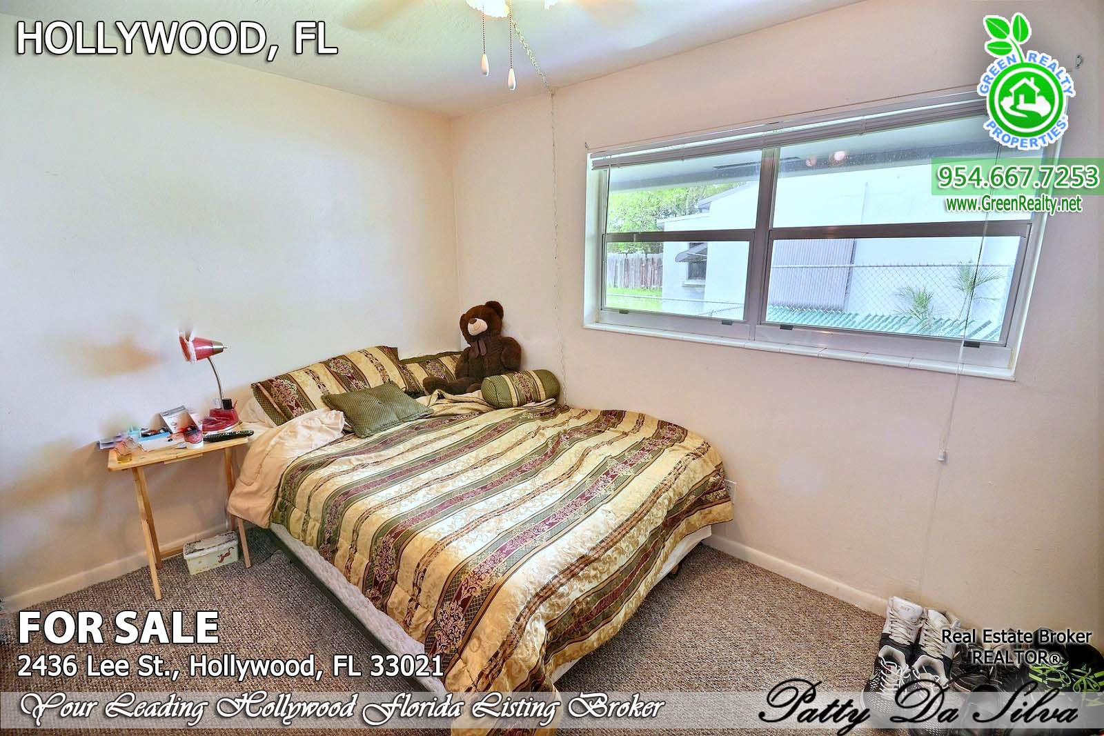 Hollywood Florida Realtor - 2436 Lee St (12)