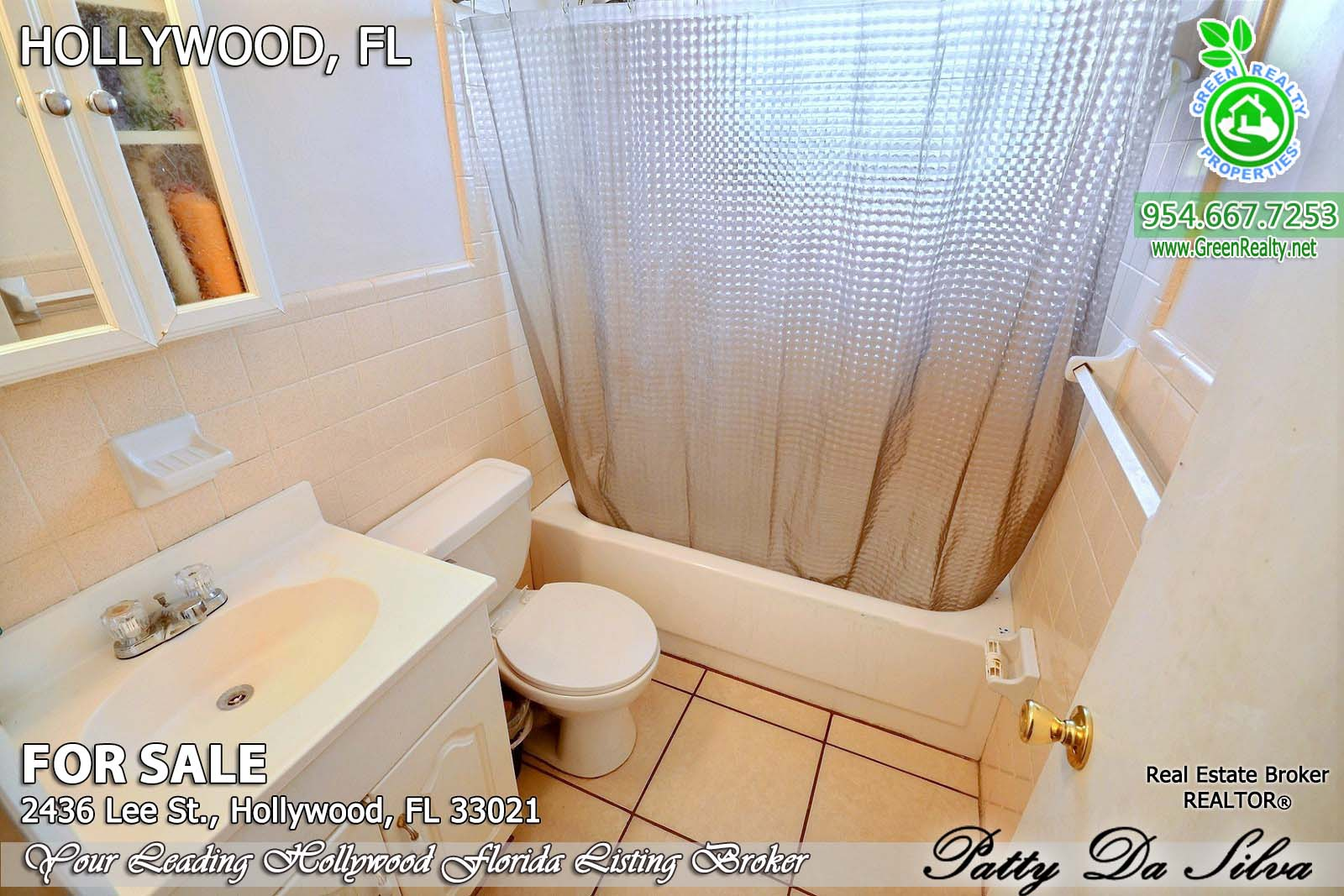 Hollywood Florida Realtor - 2436 Lee St (13)